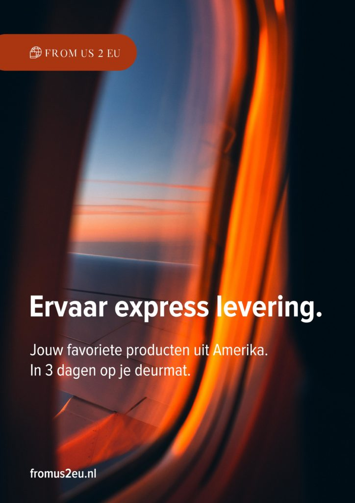 FromUS2EU Express Levering
