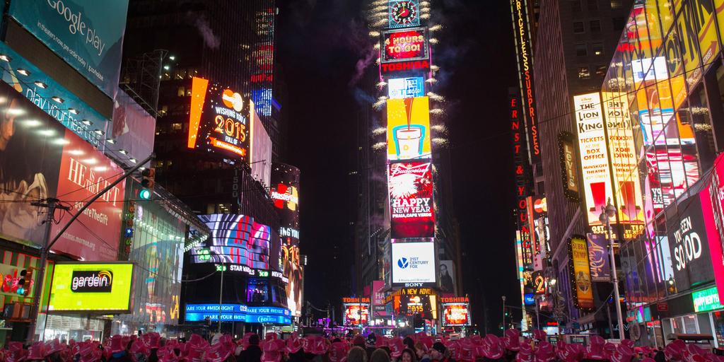 Tickets voor Broadway shows